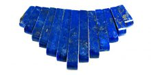 Lapis tapered wholesale gemstones