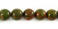 Unakite round beads 10mm wholesale