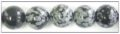 Snow flake Obsidian round beads 10mm wholesale gemstones