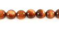 Red goldstone round beads 8mm wholesale gemstones