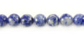 Bluespot Stone round beads 6.5mm wholesale gemstones