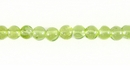 Peridot Round 4mm wholesale gemstones