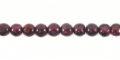 4MM GARNET ROUND wholesale gemstones