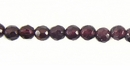 garnet round beads 4mm wholesale gemstones