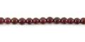 Garnet Dyed Round Beads wholesale gemstones