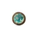 wholesale Turquoise Capiz Shell Inlaid Bamboo Pendant