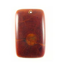 Albutra wood inlay cracking dyed red