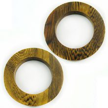 Robles wood ring 46mm