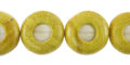 Donut Nangka Wood Beads wholesale beads