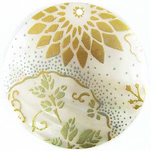 Sunflower Laser Design Round Makabibi