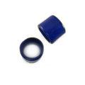 Capiz shell Ring BeadsElectric Blue