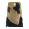 Brownlip Spotted Flare Shell Pendants