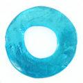 Capiz Shell Irregular Donut 50mm