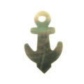 Blacklip Anchor Shell Pendants wholesale