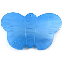 Hammer shell butterfly blue wholesale