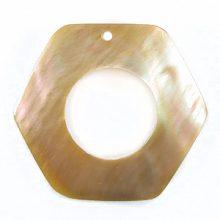 Brownlip 24mm hexagon center hole