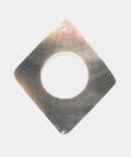 Blacklip diamond w/ center hole