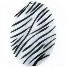 makabibi oval with black stripes wholesale