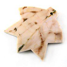 Greenshell w/skin maple leaf