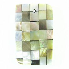 Blacklip blocking wholesale pendant