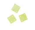 Hammershell square light yellow wholesale