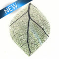 river shell leaf decal pendant wholesale