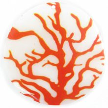 River shell decal print 40x40s2mm trunk