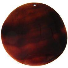Black tab shell 100mm round