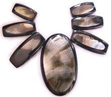 blacklip spotted 7-pc Cleopatra design wholesale
