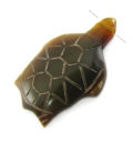 Golden horn turtle wholesale pendants