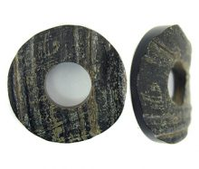 Black horn 40mm donut rough
