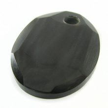 Black horn pendant wholesale pendants