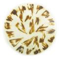 white coco burnt round wholesale pendants