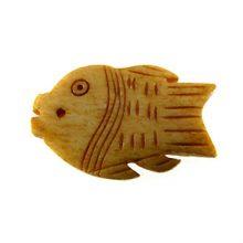 wholesale Bone small fish tea-dyed