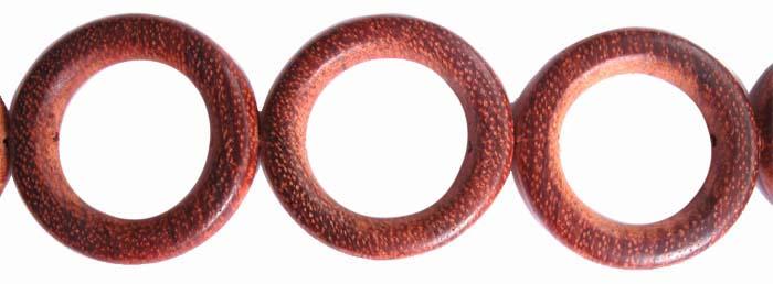 Bayong wood o-ring 28mm