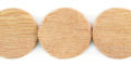 Wholesale Rosewood flat round beads