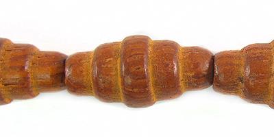 Bayong wood twin cone 10mm
