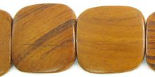 Bayong wood flat square 25mm