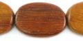 bayong flat oval wholesale beads