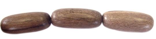 Graywood rice beads 23mm
