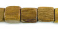 Robles wood 10mm cube