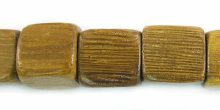 Robles wood cube wholesale beads