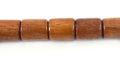 Bayong Tube wood wholesale beads