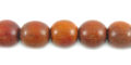Redwood 8mm Round Beads