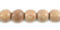 Rosewood round beads 8mm