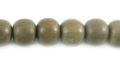 Graywood Round Wood Beads 8mm