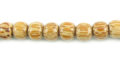 Palwood round wood wholesale beads