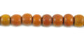 Redwood round wood wholesale beads