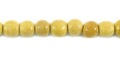 Nangka wood round beads 4-5mm