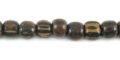 Old palmwood round beads 4-5mm